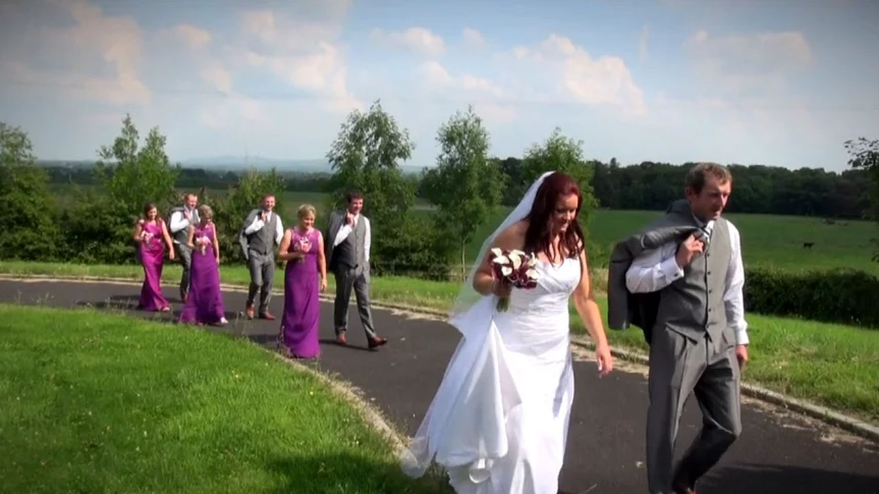 Catherine Michael S Wedding Video At The Meadowlands Hotel