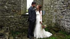 Elopement Clare's Wedding Video from Sea View house, Doolin, Co. Clare