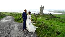 Megan & Kent's Wedding Video from Doolin, Doolin, Co. Clare